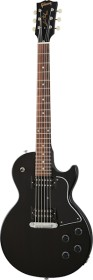Gibson Les Paul Special Tribute Humbucker Ebony Satin (LPSPTH01E5CH1)