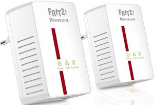 AVM FRITZ!Powerline 500E Set, 500Mbps, Gb LAN (20002516)