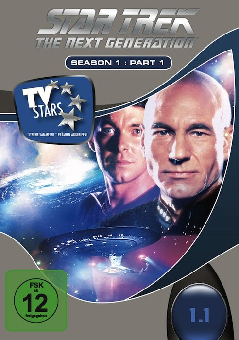 Star Trek: The Next Generation Season 1.1