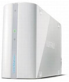 Buffalo Linkstation mini white 1TB, 1x Gb LAN (LS-WSX1.0TL/R1WH)