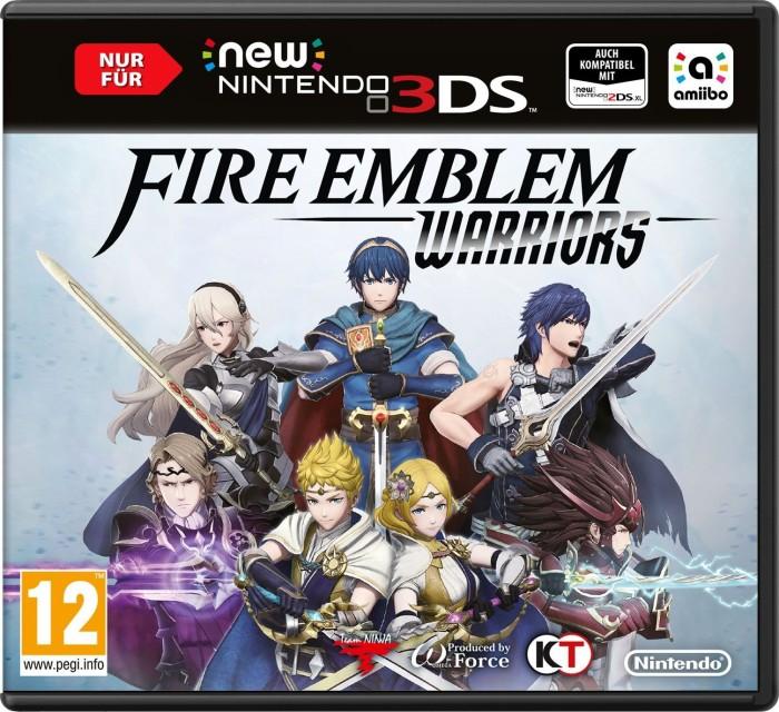 Fire Emblem: Warriors (N3DS)