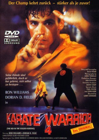 Karate Warrior 4 -- via Amazon Partnerprogramm