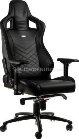 noblechairs Epic Gamingstuhl, schwarz/grün (GABU-150)