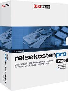 Lexware: Reisekosten Pro 2005 5.0 (deutsch) (PC) (09173-0008)