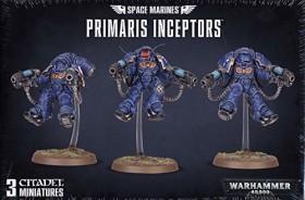 Games Workshop Warhammer 40.000 - Space Marines - Primaris Inceptors (99120101193)