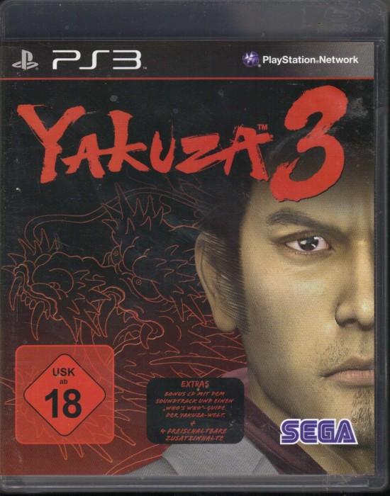 Yakuza 3 (deutsch) (PS3) -- via Amazon Partnerprogramm