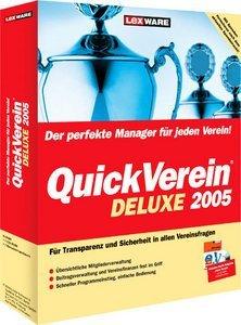 Lexware: QuickVerein Deluxe 2005 (PC) (07045-0014)