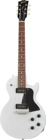 Gibson Les Paul Special Tribute P-90 Worn White Satin (LPSPTP01WWCH1)