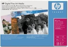 HP Fine Art Leinwand matt, A3+, 380g/m², 25 Blatt (Q8731A)