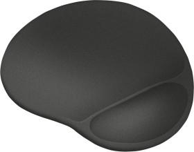 Trust BigFoot XL gel Mouse Pad, black (23728)