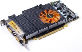 Zotac GeForce 9800 GT Eco, 1GB DDR3, 2x DVI, S-Video (ZT-98GEY3G-FSL)