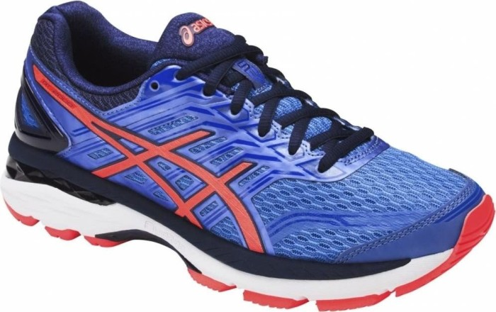 Asics GT-2000 5 regatta blue/flash coral/indigo blue (Damen) (T757N-4006)