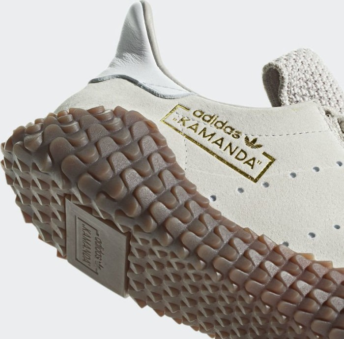 pretty cool discount outlet store adidas Kamanda 01 clear brown/crystal white (B41936) ab € 85,99