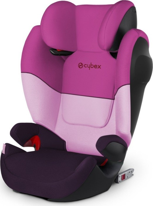 Cybex Solution M-Fix SL purple rain 2018/2019