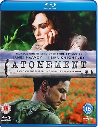 Atonement (Blu-ray) (UK) -- via Amazon Partnerprogramm