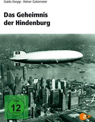 Guido Knopp: Die Hindenburg -- via Amazon Partnerprogramm
