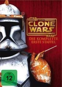 Star Wars: The Clone Wars Season 1 (DVD)