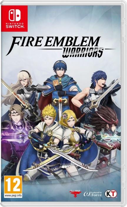 Fire Emblem: Warriors (deutsch) (Switch)