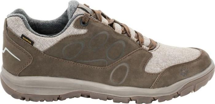 Jack Wolfskin Vancouver Texapore Low rocky brown (Herren) (4020611-5506)
