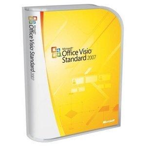 Microsoft: Visio 2007 Standard (niemiecki) (PC) (D86-02755)