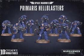 Games Workshop Warhammer 40.000 - Space Marines - Primaris Hellblasters (99120101189)