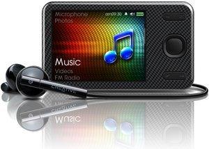 Creative ZEN X-Fi Style 16GB schwarz (70PF251209H15)
