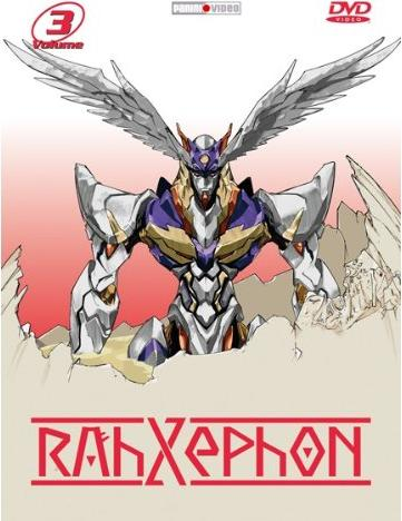 Rahxephon Vol. 3 -- via Amazon Partnerprogramm