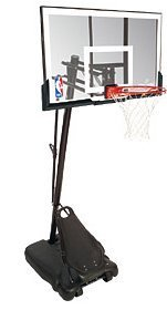 Spalding NBA Gold portable basketball stand (3001651010948)