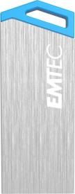 Emtec miniMetallic 32GB, USB-A 2.0 (ECMMD32GS210S)