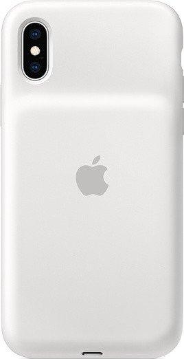 Apple Smart Battery Case für iPhone XS weiß (MRXL2ZM/A)