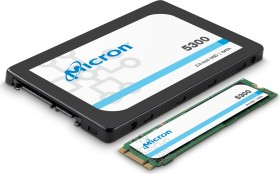 Micron 5300 Boot - Read Intensive 240GB, TCG Enterprise, M.2 (MTFDDAV240TDU-1AW16ABYY)