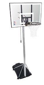 Spalding NBA Silver Portable Korbanlage (3001652010942)