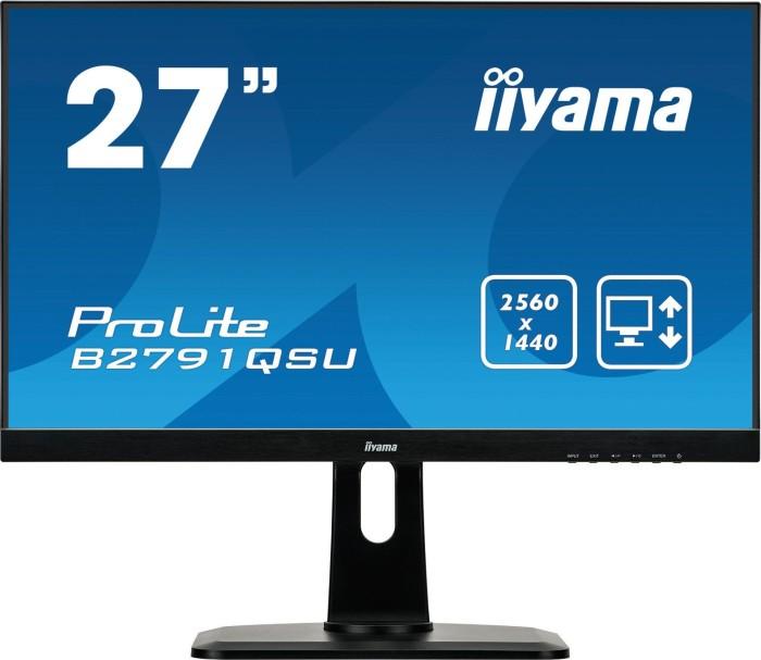 "iiyama ProLite B2791QSU-B1, 27"""