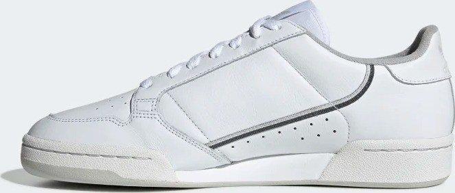 adidas Continental 80 cloud whitegrey fivegrey one (EE5342) ab € 58,70