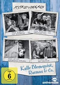 A. Lindgren: Kalle Blomquist
