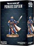Games Workshop Warhammer 40.000 - Space Marines - Primaris Captain (99120101179)