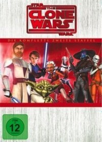 Star Wars: The Clone Wars Season 2 (DVD)