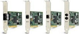 Allied Telesis AT-2701FTX/ST, 1x 100Base-FX/100Base-TX, PCI
