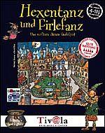 Hexentanz und Firlefanz, ab 4 Jahren (PC+MAC)