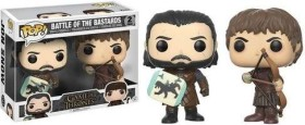 FunKo Pop! TV: Game of Thrones - Battle of the Bastards 2-Pack (12378)