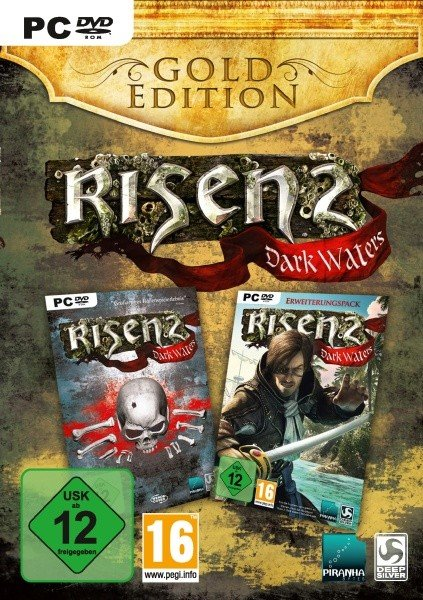 Risen 2 - Dark Waters: Gold Edition Polish (PC)
