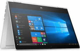 HP ProBook x360 435 G7 Pike Silver, Ryzen 3 4300U, 8GB RAM, 256GB SSD, beleuchtete Tastatur, Fingerprint-Reader, 400cd/m² (1L3R0EA#ABD)
