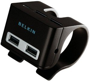 Belkin Hi-Speed USB 2.0 4-port Clip-On Hub (F5U416ea)