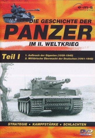 Geschichte der Panzer im 2.Weltkrieg Vol. 1 -- via Amazon Partnerprogramm