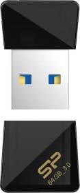Silicon Power Jewel J08 schwarz 64GB, USB-A 3.0