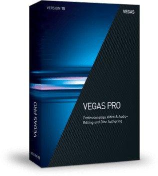 Magix Vegas Pro 15, ESD (deutsch) (PC)