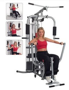 Christopeit SP 10 Home Gym