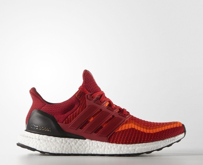 3106cfebb394 adidas Ultra Boost solar red power red core black (men) (AQ4006) starting  from £ 129.99 (2019)