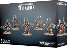 Games Workshop Warhammer 40.000 - Space Marines - Terminator Squad (99120101027)