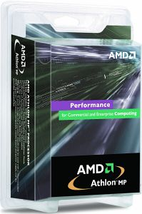 AMD Athlon MP 2600+, 2133MHz, 133MHz FSB, boxed